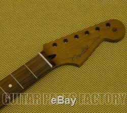 099-0503-920 Genuine Fender Roasted Maple Stratocaster Neck 9.5 Pau Ferro C
