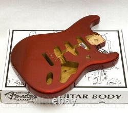 099-8003-709 Fender Classic Series Vintage 60's Stratocaster SSS Alder Body- CAR
