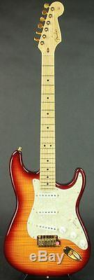 1993 Fender Custom Shop Flame Maple Top Stratocaster & Telecaster Set #18 of 50