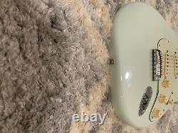 2017 Fender American Special Stratocaster in Sonic Blue