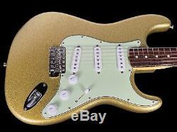 2019 Fender Stratocaster 1963 Custom Shop 63 Strat Nos Gold Sparkle