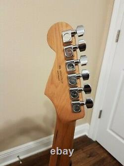2020 Fender Player Series Stratocaster Ltd. Ed. With Roasted Maple Neck Mint