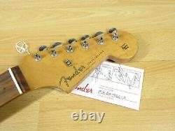 2020 Fender Road Worn 60s RI Stratocaster Neck Tuners Fender 62 Vintage Strat