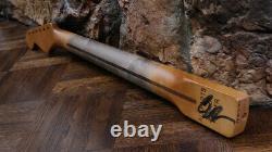 Aged Allparts Strat Neck Nitro Relic Lic. Fender Stratocaster SMO-21 Fits MJT