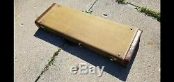 Aged G&G Tweed Guitar Case fits Fender strat stratocaster tele telecaster