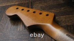 Aged Musikraft Quartersawn Strat Neck 57 V Relic Lic Fender Stratocaster Fit MJT