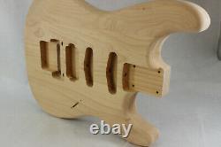 Alder HSS guitar body fits Fender Strat Stratocaster neck Floyd Rose J550
