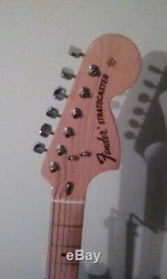 Antigua Fender Stratocaster Limited Run Pristine Condition