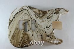 Basswood Hxx guitar body fits Fender Strat Stratocaster neck Floyd Rose J212