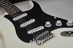 CARBON FIBER guitar Pickguard 11-hole fits Fender Stratocaster