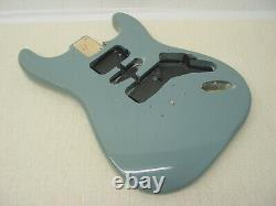 Defect! Fender Squier Strat Hardtail Stratocaster Sonic Grey Electric Guitar Ht