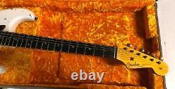Fender 1962 Stratocaster HSS Heavy Relic Modern Specs Olympic White Custom Shop