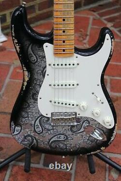 Fender 2019 Custom Shop Mischief Maker Heavy Relic Stratocaster Electric Guitar