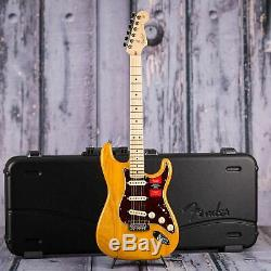 Fender 2019 Limited Edition American Professional Stratocaster, Aged Natural De
