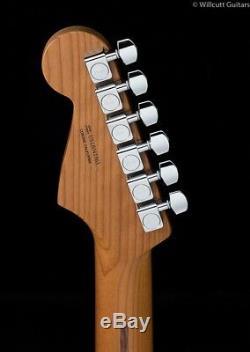 Fender American Custom Ltd. Walnut Roasted Stratocaster (363)