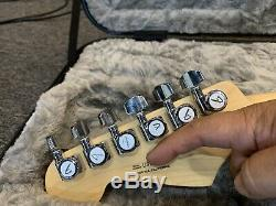 Fender American Elite Stratocaster 6 String Ebony Fingerboard Electric Guitar