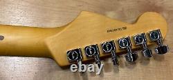 Fender American Professional II Stratocaster Electric Guitar Dark Night