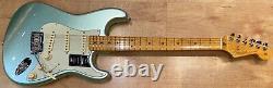 Fender American Professional II Stratocaster Electric Guitar Mystic Seafoam