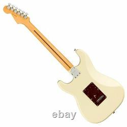 Fender American Professional II Stratocaster Olympic White Rosewood B Stoc
