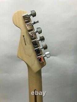 Fender American Professional Stratocaster with Fender Hard Case, Tuner, Strap, +