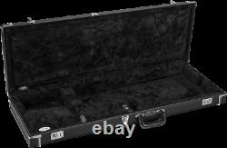 Fender Black Tolex Classic Series Strat/tele Guitar Case Stratocaster Telecaster