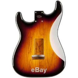 Fender Classic Series 60's Stratocaster SSS Alder Body Sunburst 0998003700