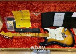 Fender Custom Shop 1955 Journeyman Relic Stratocaster Electric Guitar Sunburst