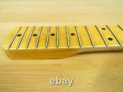 Fender Custom Shop 1960 Joureyman Relic Stratocaster Neck Maple Vintage Strat Nk
