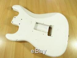 Fender Custom Shop Ancho Poblano Strat Body Roasted Alder Relic Fender Strat
