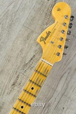 Fender Custom Shop Jimi Hendrix Voodoo Child Journeyman Relic Strat Guitar White