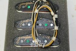 Fender Custom Shop Josefina Hand Wound Fat'60s Stratocaster Pickups