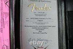 Fender Custom Shop Limited Edition Heavy Relic El Diablo Stratocaster Mint