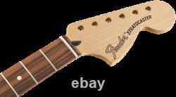 Fender DELUXE Series Stratocaster/Strat Neck, 12 Radius, Pau Ferro Fingerboard