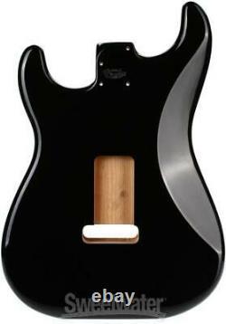 Fender Deluxe Series Stratocaster Body Black
