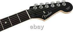 Fender Electric Guitar Aerodyne II Stratocaster Black Made in Japan