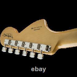 Fender Jimi Hendrix Stratocaster Maple Fretboard Olympic White Reverse Headstock