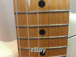 Fender Jimi Hendrix USA Strat 6 String Maple Fingerboard Electric Guitar