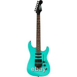 Fender Limited Edition HM Strat Electric Guitar, Rosewood Fingerboard, Ice Blue
