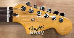 Fender Limited Edition Parallel Universe Jaguar Stratocaster Electric Guitar Red