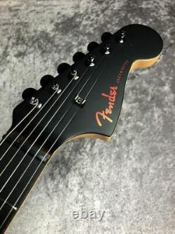 Fender Made in Japan Limited Noir Jazzmaster Electric Guitar 3.18kg Black
