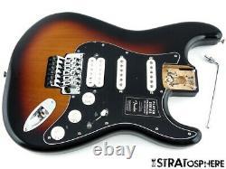 Fender Player Floyd Rose Stratocaster Strat LOADED BODY Stratocaster 3T Sunburst