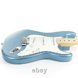 Fender Player Series Stratocaster Maple Tidepool Blue Demo
