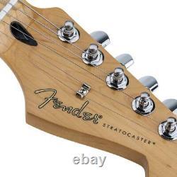 Fender Player Stratocaster Electric Guitar, Lake Placid Blue #0144570502