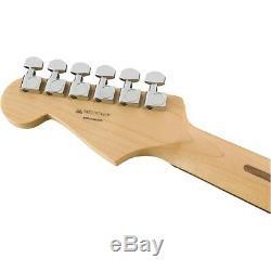 Fender Player Stratocaster Electric Guitar Pau Ferro Fingerboard Polar White