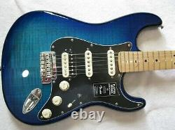 Fender Player Stratocaster HSS Plus Top Blue Burst New