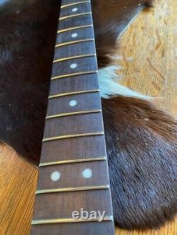 Fender Relic'd Stratocaster Neck with Kluson Relic'd Double Row Tuners