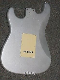 Fender Spec Silver Stratocaster HOT Single Coils Strat Tone 8k ohm JUST REDUCED