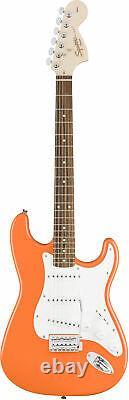 Fender Squier Affinity Stratocaster Competition Orange