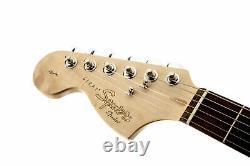 Fender Squier Affinity Stratocaster, Left Handed Brown Sunburst