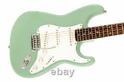 Fender Squier Affinity Stratocaster Surf Green